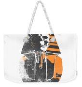 Pharaoh Stencil  Weekender Tote Bag