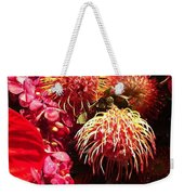Philadelphia Flower Show Weekender Tote Bag