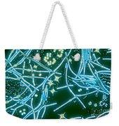 Phytoplankton Weekender Tote Bag