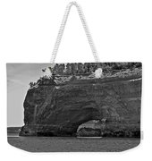 Pictured Rocks Arch Weekender Tote Bag