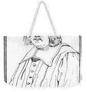 Pierre De Fermat, French Mathematician Weekender Tote Bag