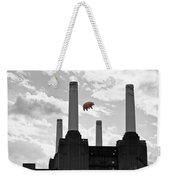 Pink Floyd Pig At Battersea Weekender Tote Bag