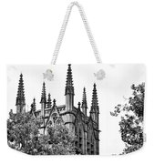 Pinnacles Of St. Mary's Cathedral - Sydney Weekender Tote Bag