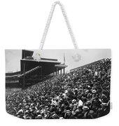 Pittsburgh: Forbes Field Weekender Tote Bag by Granger