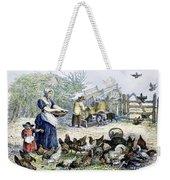 Poultry Yard, 1847 Weekender Tote Bag