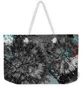 Pounding Fists Weekender Tote Bag