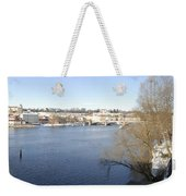 Prague Czech Republic Weekender Tote Bag