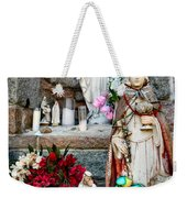 Prayer Weekender Tote Bag