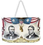 Presidential Campaign, 1868 Weekender Tote Bag