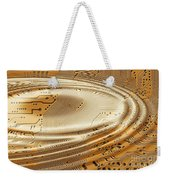 Printed Circuit Weekender Tote Bag