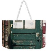 Private Weekender Tote Bag