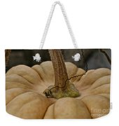 Pumpkin Top Weekender Tote Bag