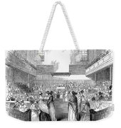 Quaker Meeting, 1843 Weekender Tote Bag