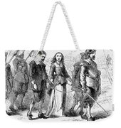 Quakers: Mary Dyer, 1659 Weekender Tote Bag