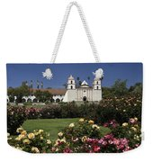 Queen Of The Spanish Missions Weekender Tote Bag