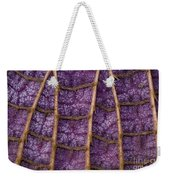 Queen Victoria Lily Weekender Tote Bag