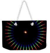 Quicklime Spectra Limelight Weekender Tote Bag