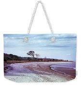 Quiet Cove  Weekender Tote Bag