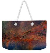 Raging Rapids Weekender Tote Bag by Empty Wall