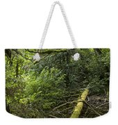Rain Forest On Vancouver Island Weekender Tote Bag