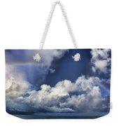 Rainbow Cloud V5 Weekender Tote Bag