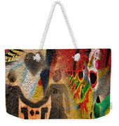 Rainy Parade  Weekender Tote Bag
