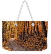Ramble On Weekender Tote Bag