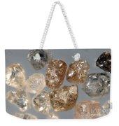 Raw Diamonds Weekender Tote Bag