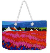 Red Meadow Weekender Tote Bag