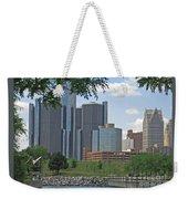 Renaissance View Weekender Tote Bag