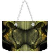 Reptilian - Green Weekender Tote Bag