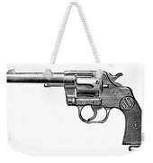 Revolver, 19th Century Weekender Tote Bag