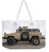 Rg-31 Nyala Armored Vehicle Weekender Tote Bag