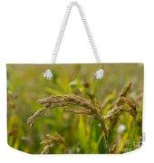 Rice Weekender Tote Bag