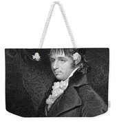 Richard Porson (1759-1808) Weekender Tote Bag