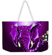Ringo Party Animal Purple Weekender Tote Bag