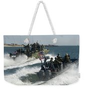 Riverine Command Boats And Security Weekender Tote Bag