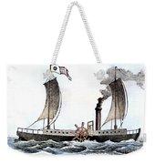 Robert Fultons Clermont Weekender Tote Bag