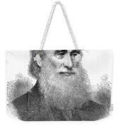 Robert Moffat (1795-1883) Weekender Tote Bag