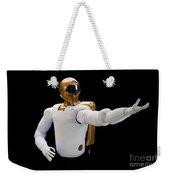 Robonaut 2, A Dexterous, Humanoid Weekender Tote Bag