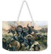 Rock Springs Massacre Weekender Tote Bag by Granger