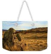 Rocky Painted Hills Weekender Tote Bag