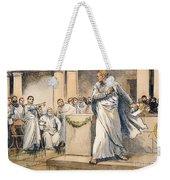Roman Senate: Catiline Weekender Tote Bag