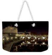 Rome Ponte San Angelo Weekender Tote Bag