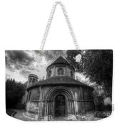 Round Church Of The Holy Sepulchre Weekender Tote Bag
