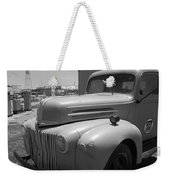 Route 66 Truck And Gas Station Weekender Tote Bag