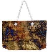 Royal Gold Weekender Tote Bag