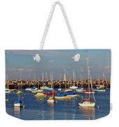 Sail Siesta Weekender Tote Bag by Joann Vitali