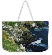 Saltee Islands, Co Wexford, Ireland Weekender Tote Bag