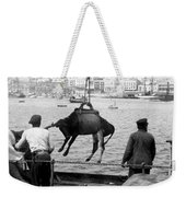 San Juan Harbor - Puerto Rico - C 1900 Weekender Tote Bag